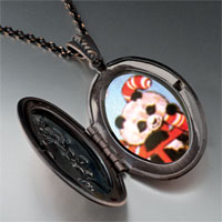Necklace & Pendants - christmas panda pendant necklace Image.