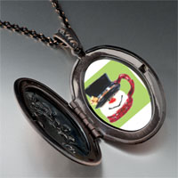 Necklace & Pendants - jewelry christmas gifts snowman mug pendant necklace Image.