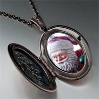 Necklace & Pendants - santa statue pendant necklace Image.