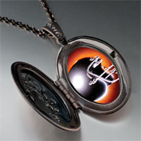 Necklace & Pendants - football helmet black pendant necklace Image.