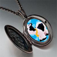 Necklace & Pendants - toy cow pendant necklace Image.