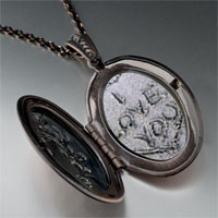Necklace & Pendants - love sand pendant necklace Image.
