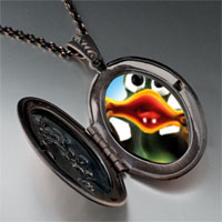 Necklace & Pendants - funky frog pendant necklace Image.