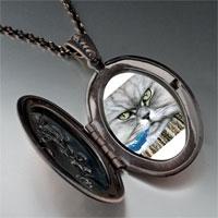 Necklace & Pendants - bad cat pendant necklace Image.