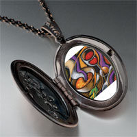 Necklace & Pendants - first course art pendant necklace Image.