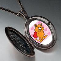 Necklace & Pendants - cat valentine pendant necklace Image.