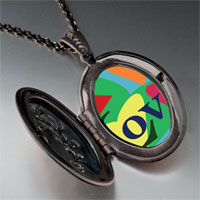 Necklace & Pendants - hearts love pendant necklace Image.