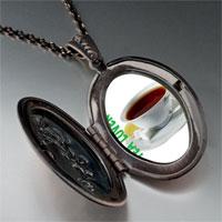 Necklace & Pendants - tea lover pendant necklace Image.