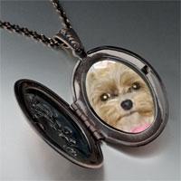 Necklace & Pendants - shih tzu dog pendant necklace Image.