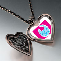 Necklace & Pendants - it' s a boy baby heart locket pendant necklace Image.