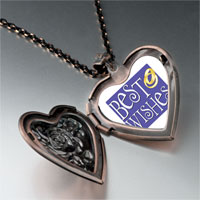 Necklace & Pendants - best wedding wishes heart locket pendant necklace Image.
