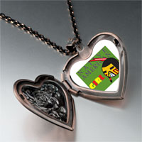 Necklace & Pendants - girl heart locket pendant necklace Image.