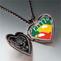 Necklace & Pendants - hot chile prima cousin heart locket pendant necklace Image.