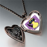 Necklace & Pendants - birman cat heart locket pendant necklace Image.