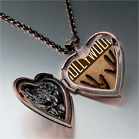 Necklace & Pendants - travel hollywood photo heart rose heart locket pendant gifts for women necklace Image.