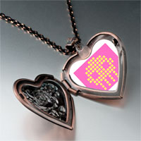 Necklace & Pendants - music cartoon halloween skull photo heart locket pendant necklace Image.