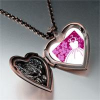 Necklace & Pendants - hobbies dress photo heart locket pendant necklace Image.
