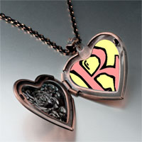 Necklace & Pendants - px photo italian heart locket pendant necklace Image.
