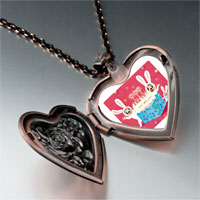 Necklace & Pendants - happy birthday photo italian heart locket pendant necklace Image.