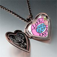 Necklace & Pendants - life saver photo italian heart locket pendant necklace Image.
