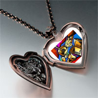 Necklace & Pendants - disorder desktop photo italian heart locket pendant necklace Image.