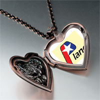 Necklace & Pendants - plano photo italian heart locket pendant necklace Image.