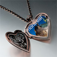 Necklace & Pendants - montreal photo italian heart locket pendant necklace Image.