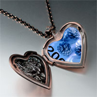Necklace & Pendants - 2009  photo italian heart locket pendant necklace Image.