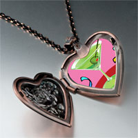 Necklace & Pendants - goblet photo italian heart locket pendant necklace Image.