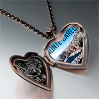 Necklace & Pendants - monte carlo photo italian heart locket pendant necklace Image.