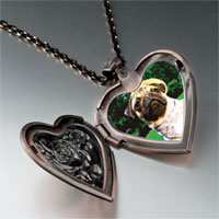 Necklace & Pendants - golfing heart locket pendant necklace Image.