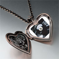 Necklace & Pendants - ball photo heart locket pendant necklace Image.
