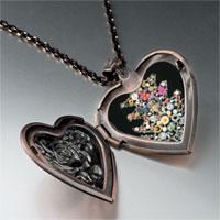 Necklace & Pendants - christmas jewelry trinket christmas tree gifts heart locket pendant necklace Image.