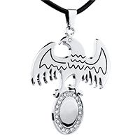 Mothers Day Gifts Eagle Pendant Necklace Earrings