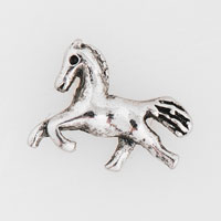 New Charms Running Horse Floating Charms For Living Memory Locket