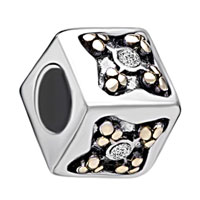 Beads Charms Unmatchable Five Point Dice Beads Charms For Women