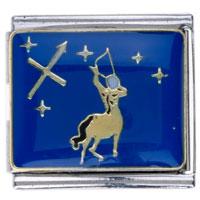 Horoscope Zodiac Sagittarius Italian Charm Bracelets Mega Mega Italian Charm