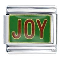 Joy Italian Charms