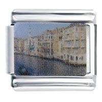 Italian Charms - venice italy gift italian charm bracelet Image.