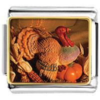 Italian Charms - turkey italian charms bracelet link photo italian charm Image.