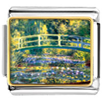 Italian Charms - bridge italian charm photo italian charm Image.