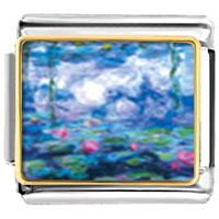 Monet S Nympheas Water Lilies Photo Italian Charm