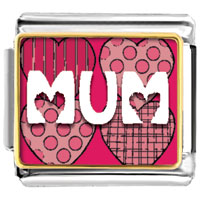 Italian Charms - call your mother mum italian charms bracelet link photo italian charm Image.