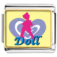 Italian Charms - doll photo italian charm charms Image.