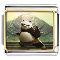 - kungfu panda photo italian charm Image.