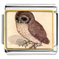 - little harry potter fan owl photo italian charm italian charms bracelet link Image.