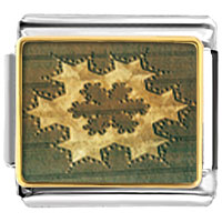 Items from KS - shell pattern italian charms bracelet link photo italian charm Image.