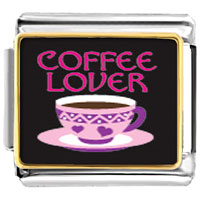 Coffee Lover Gift Photo Italian Charm Best Sellers
