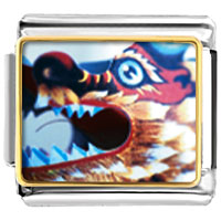 Items from KS - chinese new year italian charms bracelet link photo italian charm Image.