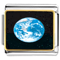 Italian Charms - ea from space italian charms bracelet link photo italian charm Image.